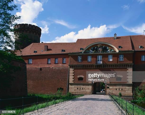 spandau citadel - spandau stock pictures, royalty-free photos & images