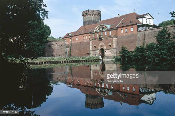 spandau citadell in berlin (germany) - spandau stock pictures, royalty-free photos & images