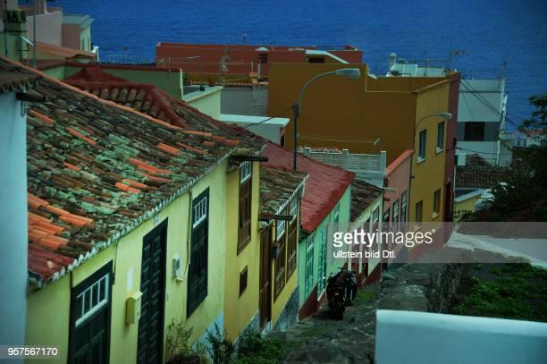 Spanien, La Palma: Hauptstadt St. Cruz der kanarischen Insel La Palma.