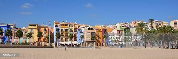 Spanisch Beach Town tourism
