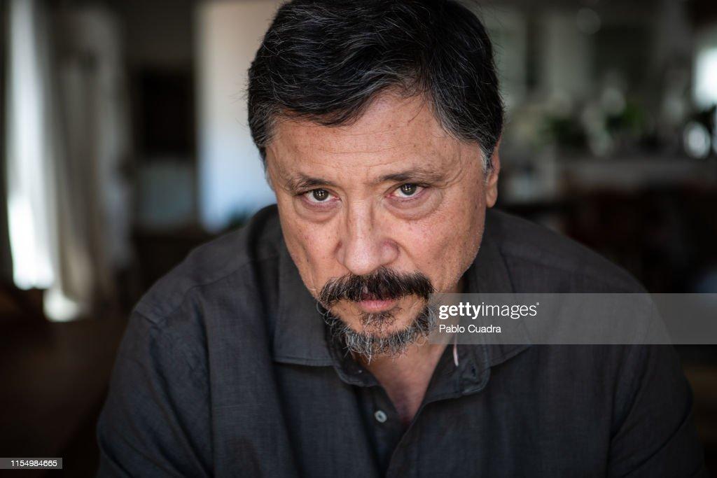 Carlos Bardem Portrait Session : News Photo
