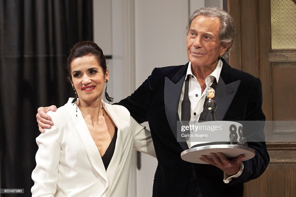 Arturo Fernandez Celebrates His 89th Birthday : Photo d'actualité