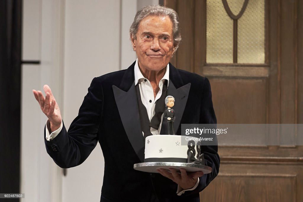 Arturo Fernandez Celebrates His 89th Birthday : ニュース写真