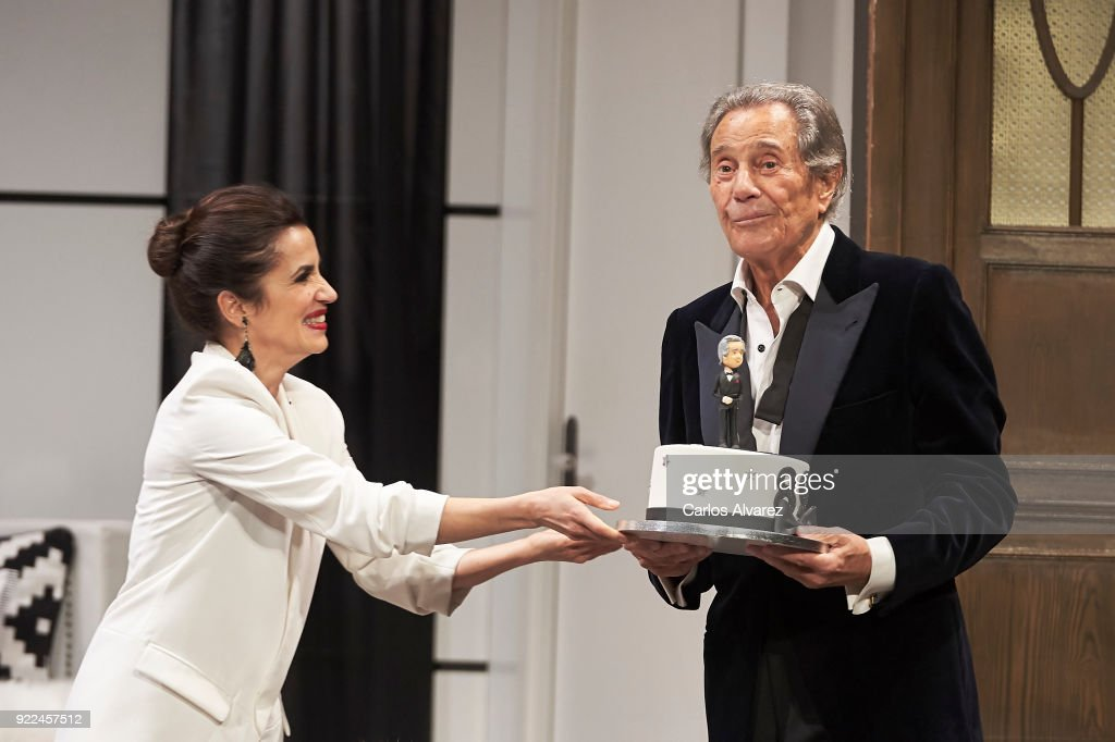 Arturo Fernandez Celebrates His 89th Birthday : Nachrichtenfoto