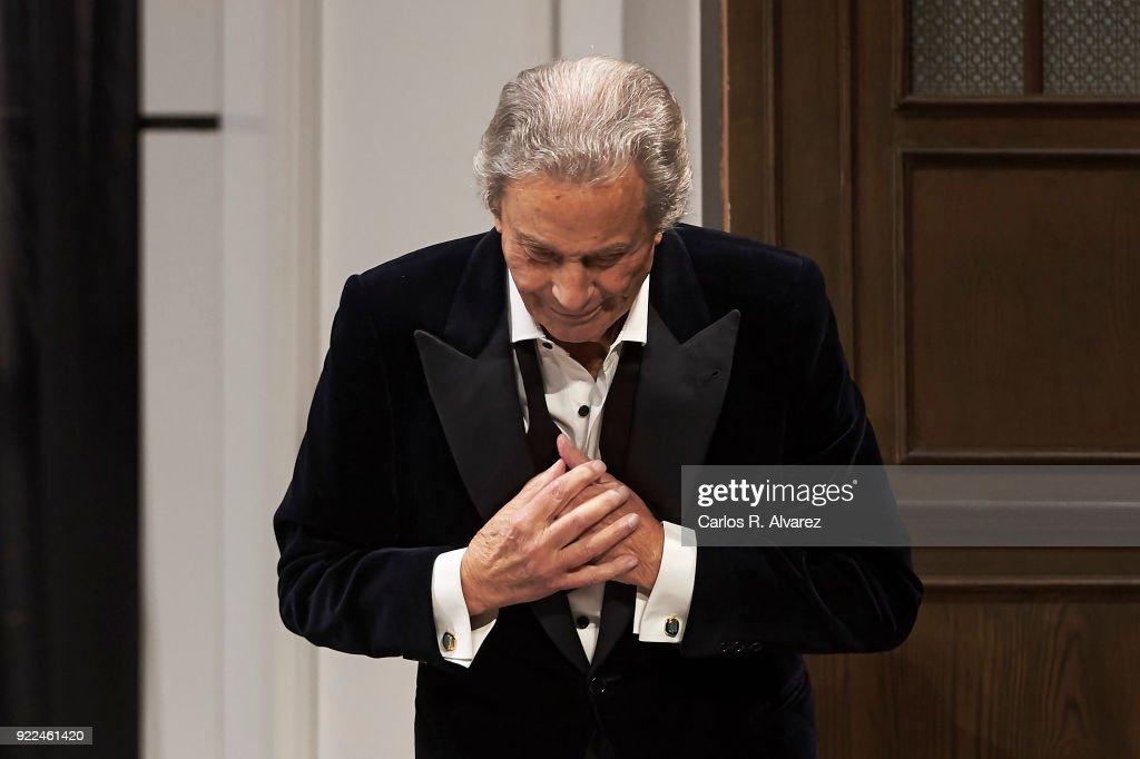 Arturo Fernandez Celebrates His 89th Birthday : News Photo