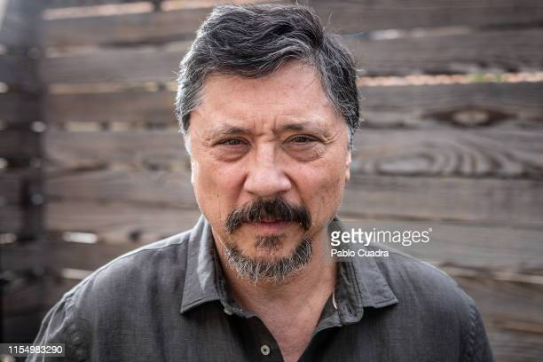 Spanish actor Carlos Bardem poses for a portrait on June 07 2019 in Madrid Spain