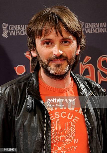 Spanish actor Fernando Tejero attends Estas Ahi premiere at Palafox cinema on May 12 2011 in Madrid Spain