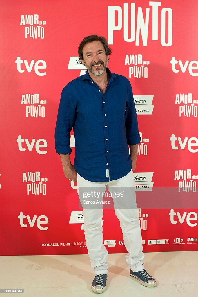 Spanish Actor Gines Garcia Millan Attends The The Food Guide To