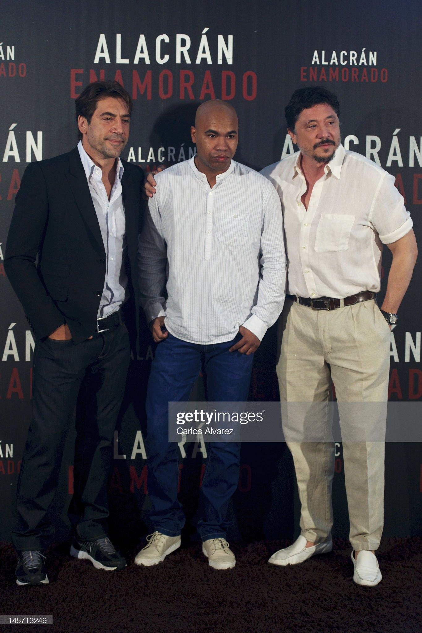 ¿Cuánto mide El Langui? - Altura Spanish-actor-javier-bardem-director-santiago-a-zannou-and-spanish-picture-id145713249?s=2048x2048
