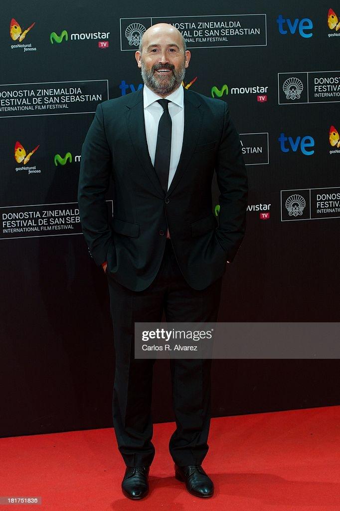 61st San Sebastian Film Festival: 'Vivir Es Facil Con Los Ojos Cerrados' Premiere