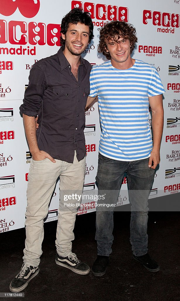 ¿Cuánto mide Aure Sánchez? Spanish-actor-javier-pereria-attends-pacha-nightclub-30th-anniversary-picture-id117812440
