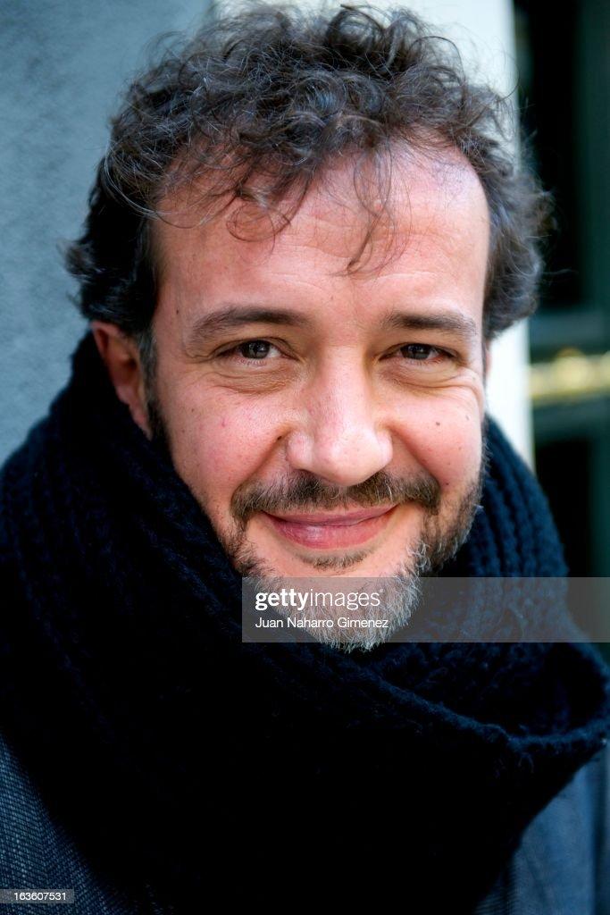 Jose Luis Garcia Perez Portrait Session : News Photo