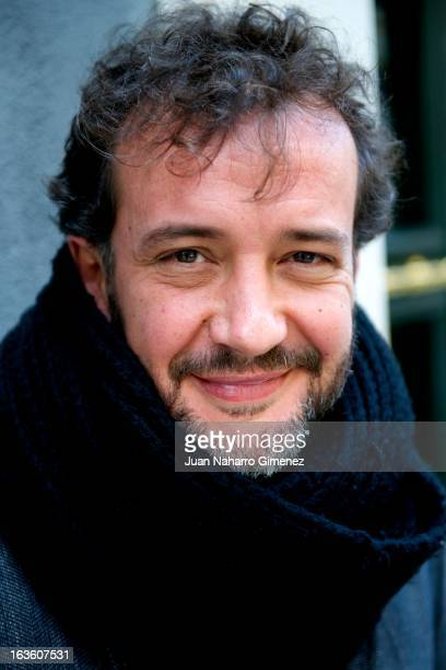Spanish actor Jose Luis Gonzalez Perez poses for a portrait on March 13 2013 in Madrid Spain