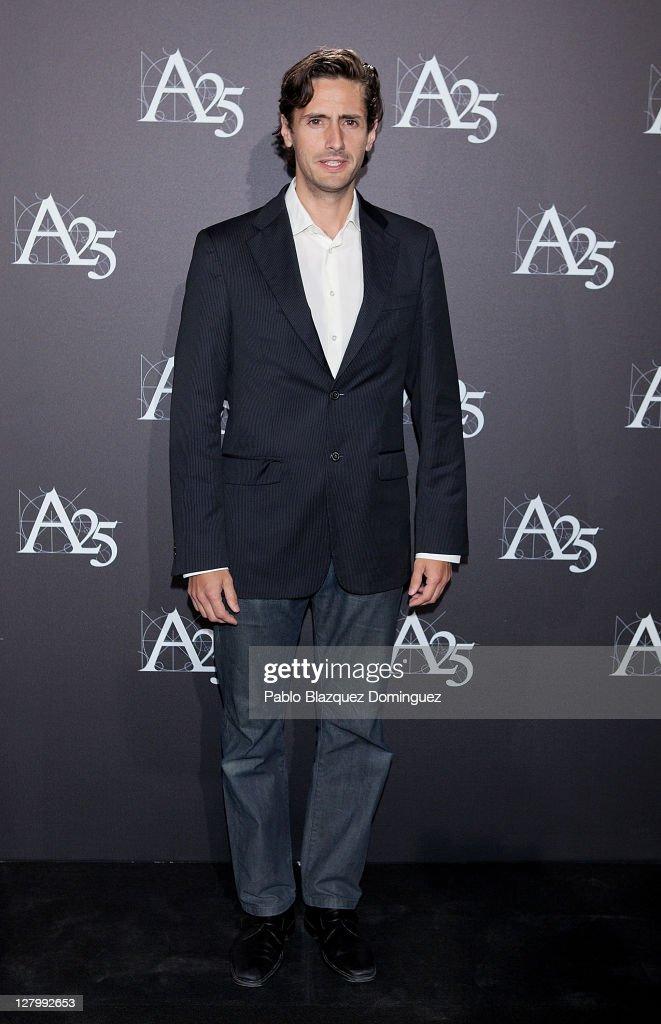 Jose Luis Alcaine Receives the Cinema Academy Golden Medal 2011