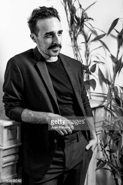 Spanish actor Lolo Diego poses during a portrait session on July 16, 2020 in Madrid, Spain.