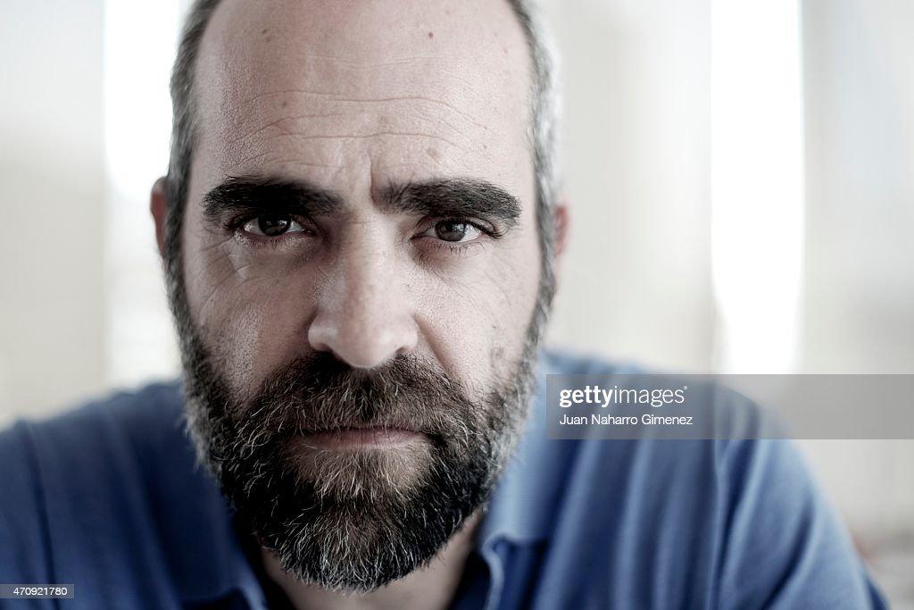 Spanish Actor Luis Tosar Portrait Session