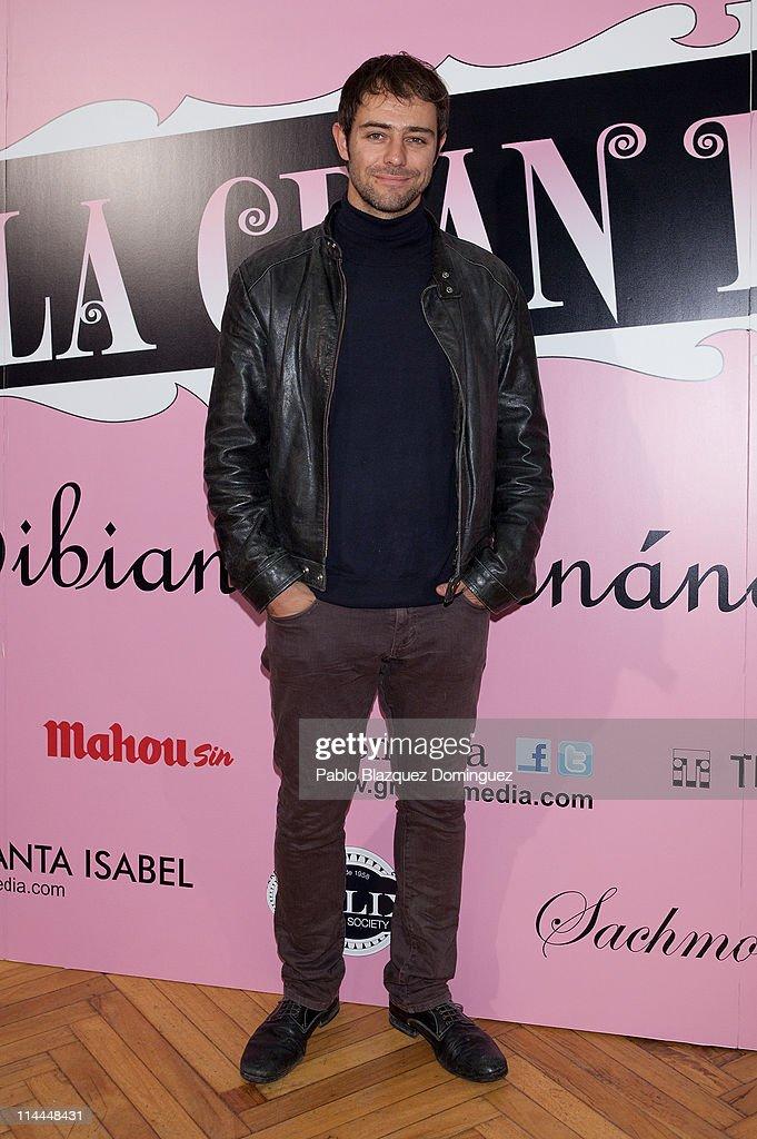 'La Gran Depresion' Premiere in Madrid : News Photo