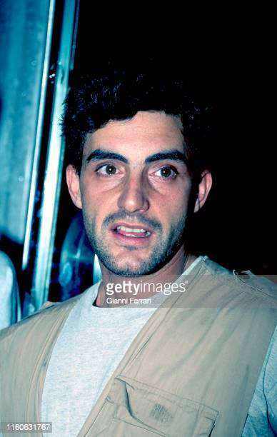 Spanish actor Micky Molina Madrid Spain 1996