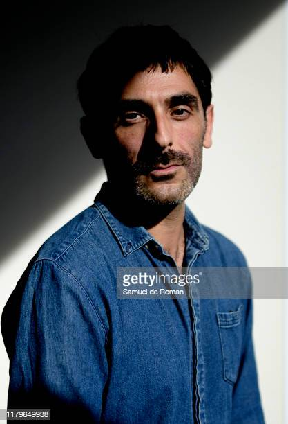 Spanish actor Milo Taboada poses for portrait session at Sitges film festival 2019 on October 07 2019 in Sitges Spain