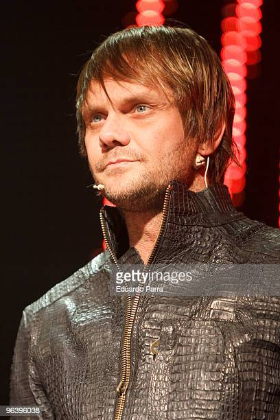 Spanish actor Nacho Vidal Zeta attends the Next Beat Dance Awards at La Riviera disco on February 3, 2010 in Madrid, Spain.