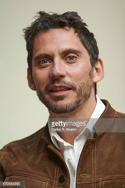 Spanish actor Paco Leon attends '5 Minutos de Cine' during the 18th Malaga Film Festival on April 20 2015 in Malaga Spain