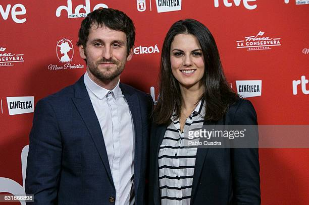 Spanish actor Raul Arevalo attends 'Dias de Cine' awards 2016 at Cineteca on January 16 2017 in Madrid Spain