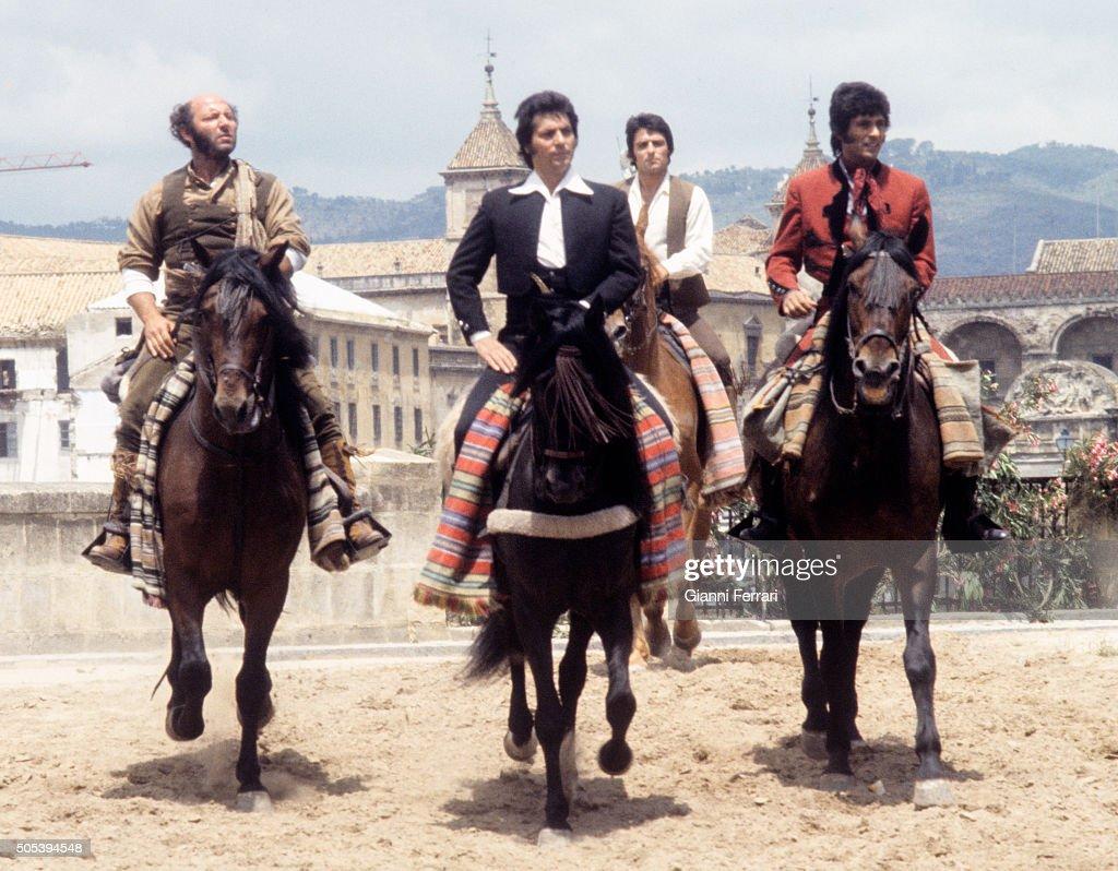 spanish-actors-alvaro-de-luna-sancho-gracia-and-pepe-sancho-during-picture-id505394548