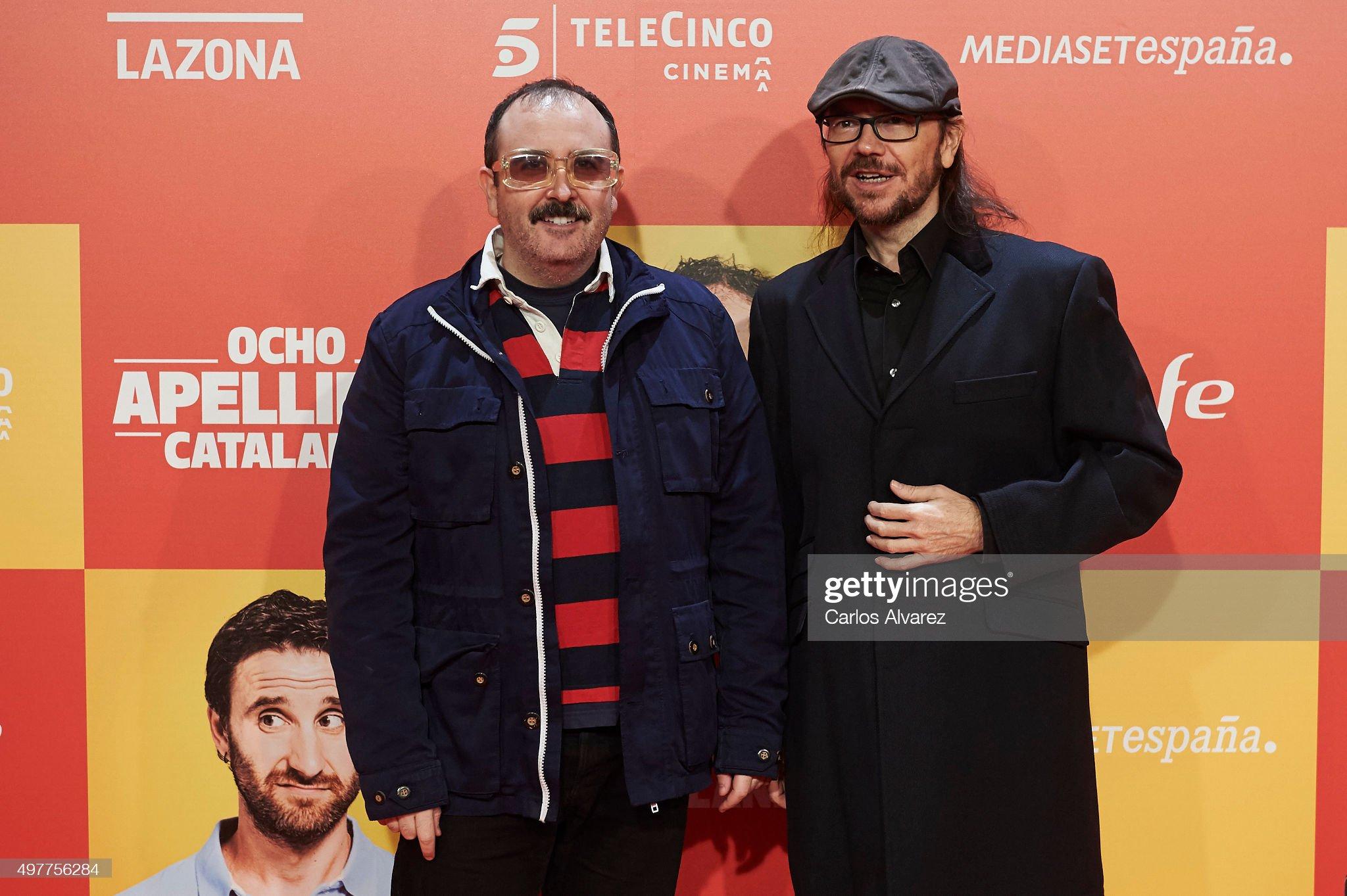 ¿Cuánto mide Carlos Areces? - Altura Spanish-actors-carlos-areces-and-santiago-segura-attend-the-ocho-picture-id497756284?s=2048x2048