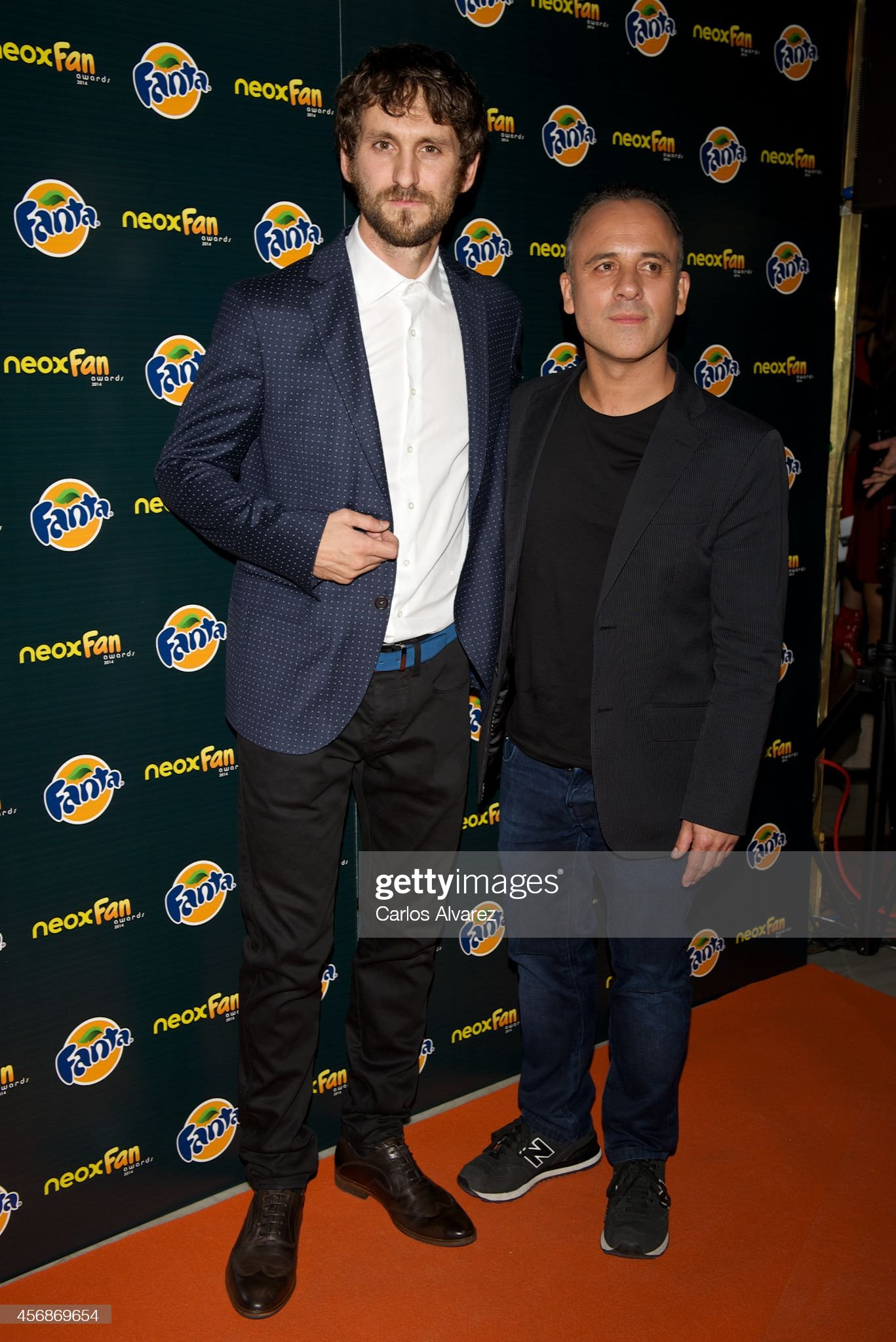 ¿Cuánto mide Raúl Arévalo? - Altura Spanish-actors-raul-arevalo-and-javier-gutierrez-attend-the-neox-fan-picture-id456869654?s=2048x2048