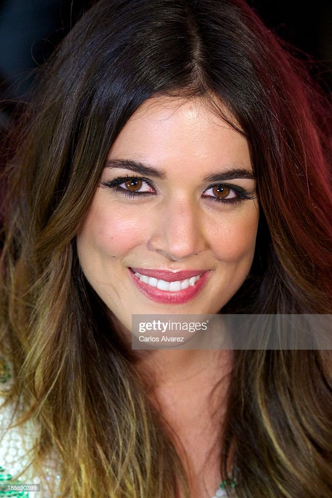 Spanish actress Adriana Ugarte attends the Cosmopolitan Fun Fearless Female Awards 2013 at the Ritz Hotel on October 22, 2013 in Madrid, Spain.