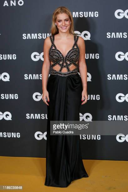 Spanish actress Alejandra Onieva attends 'GQ Men Of The Year' awards 2019 at Westin Palace Hotel on November 21 2019 in Madrid Spain