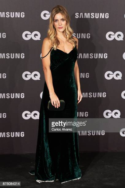 Spanish actress Alejandra Onieva attends the 'GQ Men of the Year' awards 2017 at the Palace Hotel on November 16 2017 in Madrid Spain