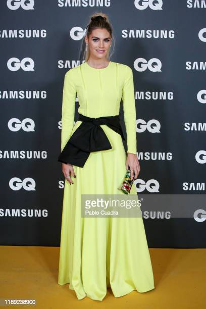 Spanish actress Amaia Salamanca attends 'GQ Men Of The Year' awards 2019 at Westin Palace Hotel on November 21 2019 in Madrid Spain