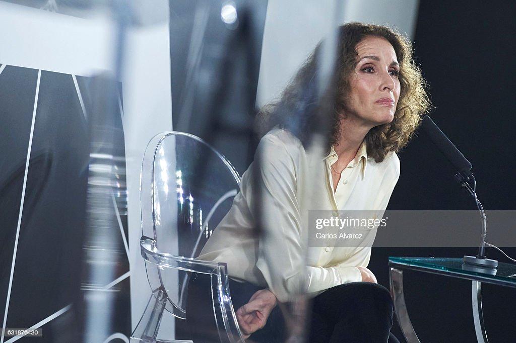 Goya Honorary Award 2017 Press Conference