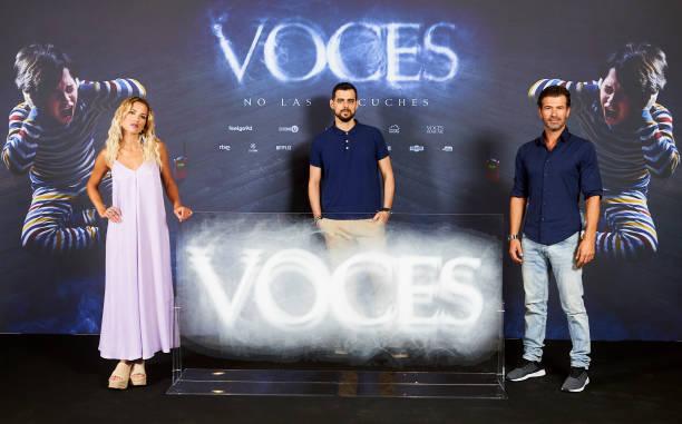 """ESP: """"Voces"""" Madrid Photocall"""