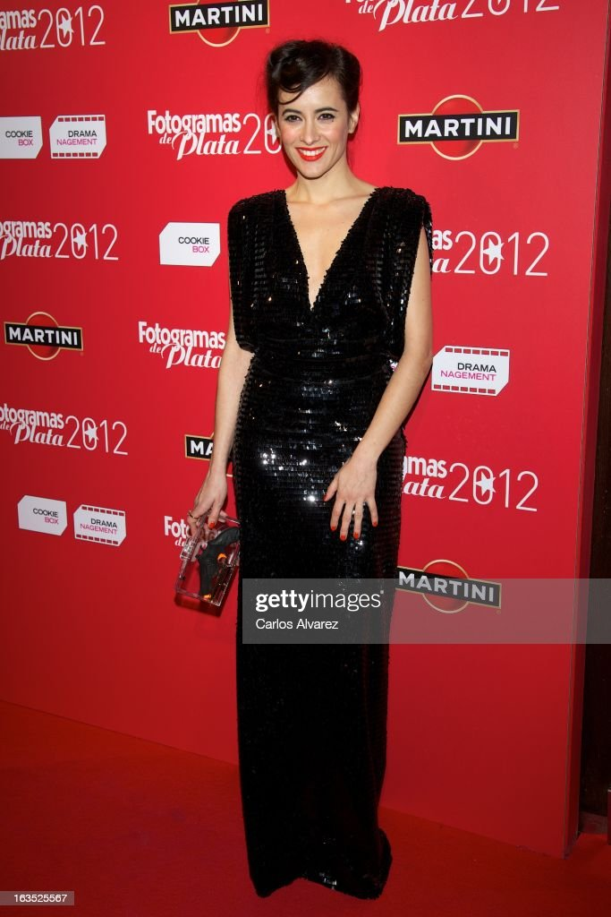 Spanish actress Ana Turpin attends Fotogramas awards 2013 at the Joy Eslava Club on March 11, 2013 in Madrid, Spain.