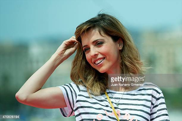 Spanish actress and director Leticia Dolera attends the 'Requisitos Para Ser Una Persona Normal' photocall during the 18th Malaga Spanish Film...