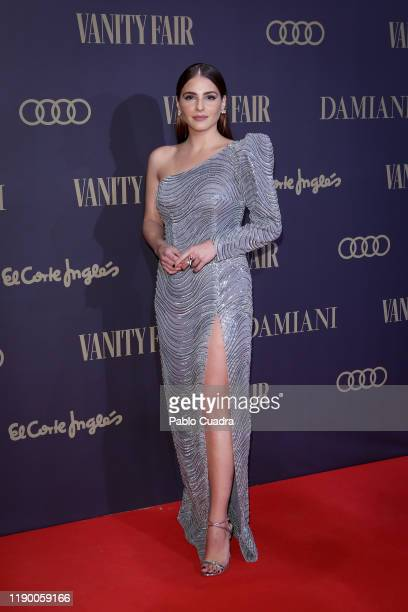 Spanish actress Andrea Duro attends the Vanity Fair awards 2019 at the Royal Theater on November 25 2019 in Madrid Spain