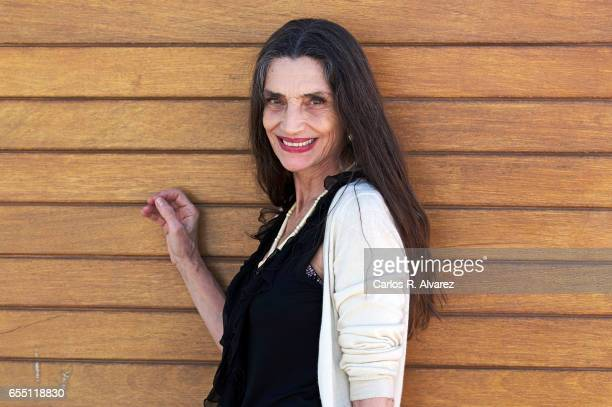 Spanish actress Angela Molina attends 'El Otro Hermano' photocall during the 20th Malaga Film Festival on March 19 2017 in Malaga Spain