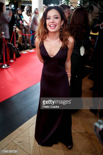 Spanish actress Anna Castillo attends the InStyle 15th anniversary party at Bless Hotel on December 03 2019 in Madrid Spain