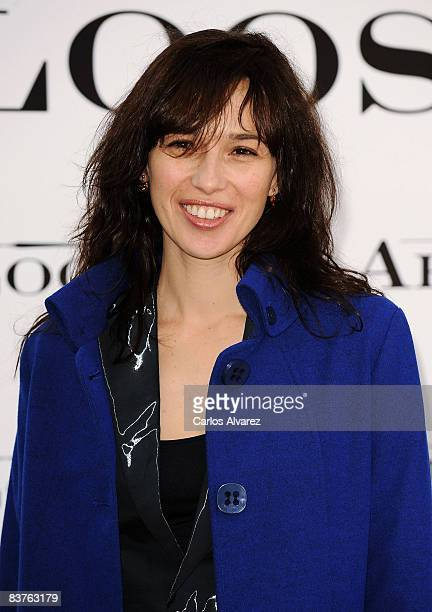 Spanish actress Ariadna Gil attends the 'Appaloosa' photocall at the Ritz Hotel on November 20 2008 in Madrid Spain