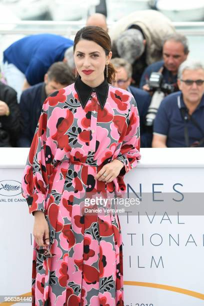 "Spanish Actress Barbara Lennie attends the photocall for ""Everybody Knows "" during the 71st annual Cannes Film Festival at Palais des Festivals on..."