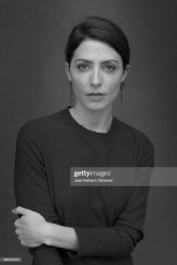 Spanish actress Barbara Lennie poses for a portrait session during 65th San Sebastian Film Festival at Maria Cristina Hotel on September 26, 2017 in San Sebastian, Spain.