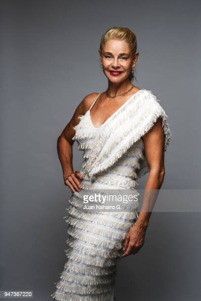 Spanish actress Belen Rueda is photographed on self assignment during 21th Malaga Film Festival 2018 on April 16 2018 in Malaga Spain