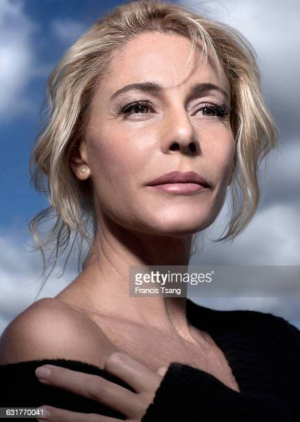 Spanish actress Belen Rueda photographed in Madrid Spain 1st October 2013