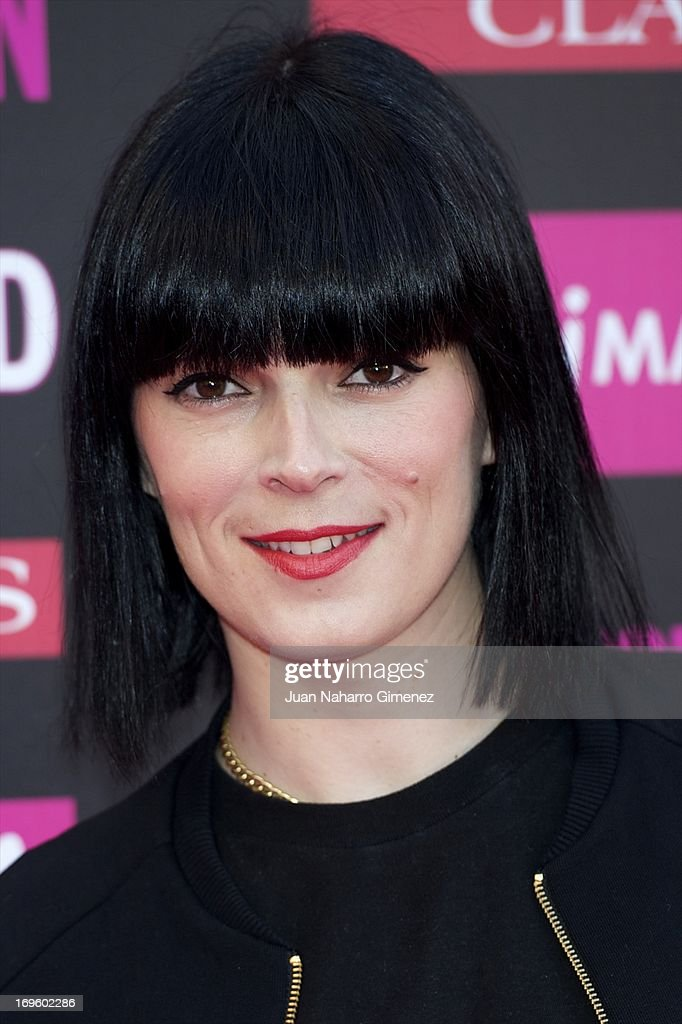 Spanish actress Bimba Bose attends the 'Cosmopolitan Shopping Week' party at the Plaza de Callao on May 28, 2013 in Madrid, Spain.