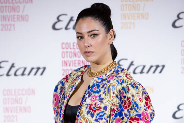 ESP: Blanca Suarez Presents ETAM Collection In Madrid