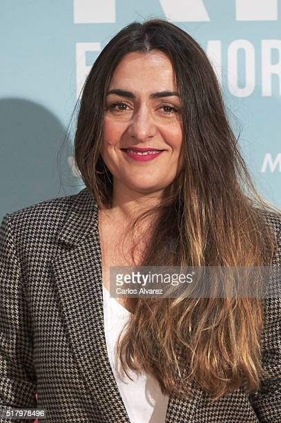 Spanish actress Candela Pena attends 'Kiki El Amor Se Hace' photocall at the Urso Hotel on March 29 2016 in Madrid Spain