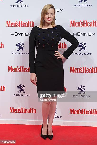 Spanish actress Carolina Bang attends the Men's Health 2014 awards at the Goya Theater on October 28 2014 in Madrid Spain