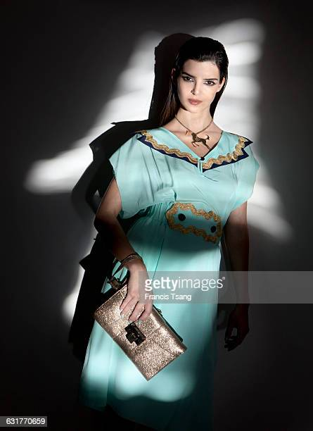 Spanish actress Clara Lago photographed in Madrid Spain 1st June 2012